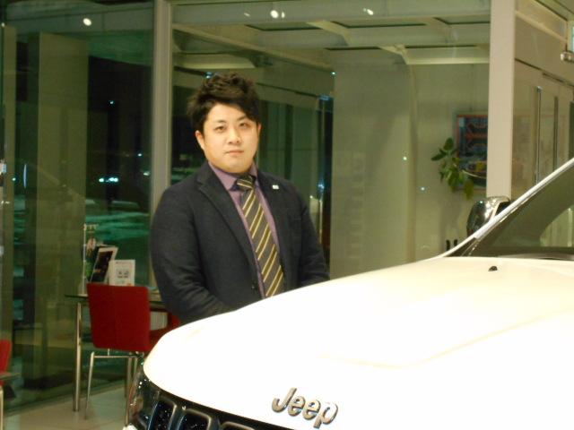 営業スタッフ 内城 翔平