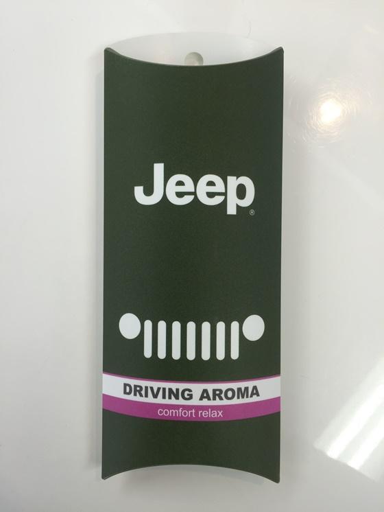 ドライビング アロマ