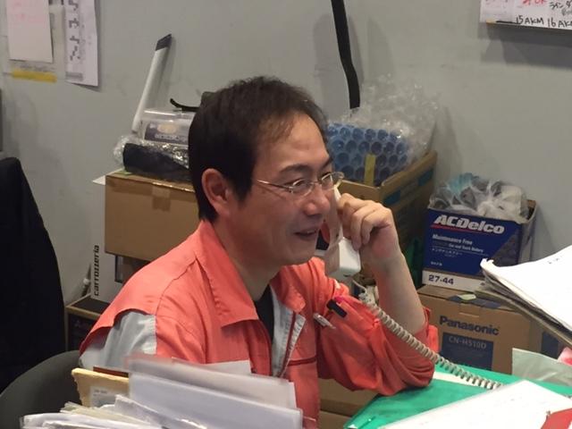 サービスフロント 鈴木 健司