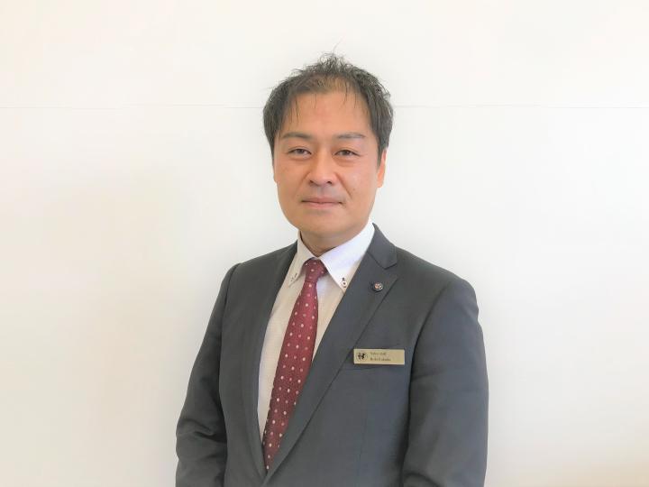セールスマネージャー/アクセサリーアンバサダー 福田 光樹