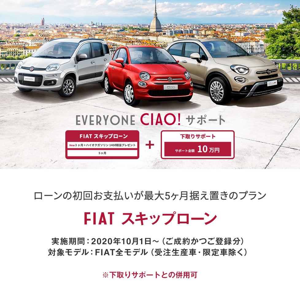 FIAT スキップローン