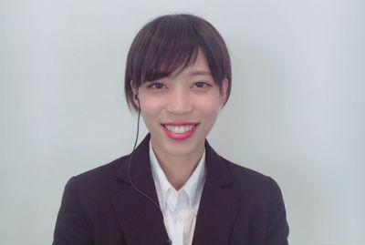 セールススタッフ 松本 沙羅