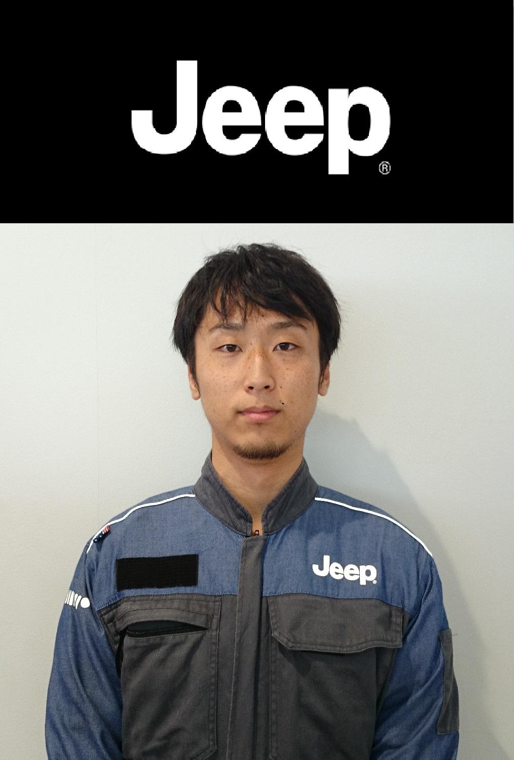 フロント(検査員) 松野 貴志