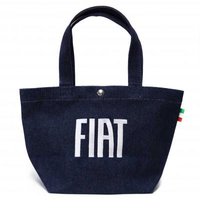 FIATデニムランチトートバッグ