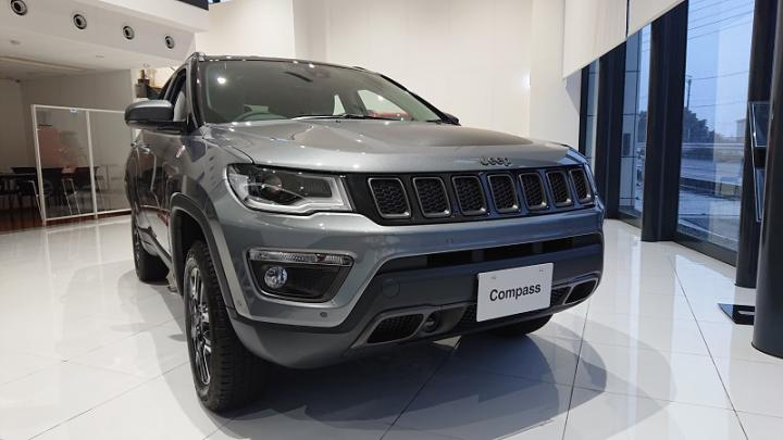 Compass Trailhawk(2020年4月18日発売)