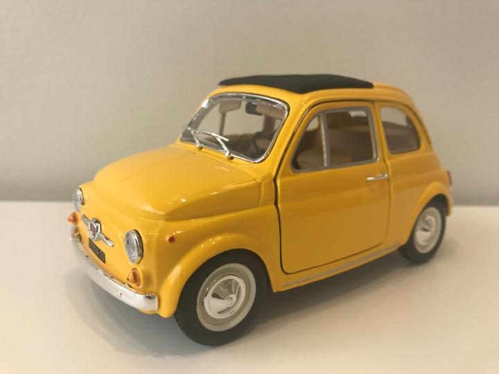 FIAT 1/24 NUOVA500