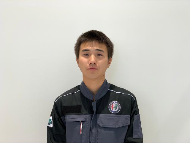 テクニシャン 岡本 磨弥