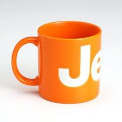 マグカップ(オレンジ)