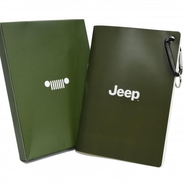 Jeep® ウォータープルーフノート