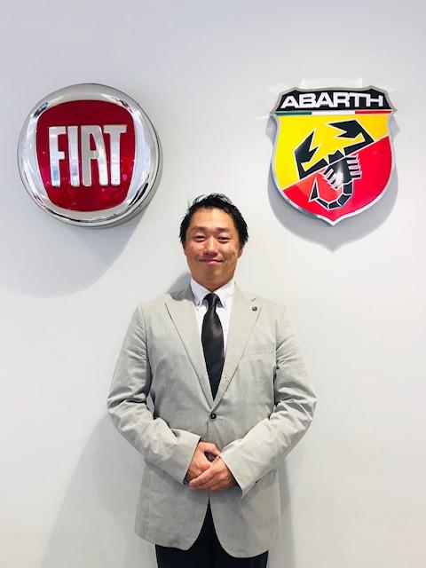 セールススタッフ 永田 玄
