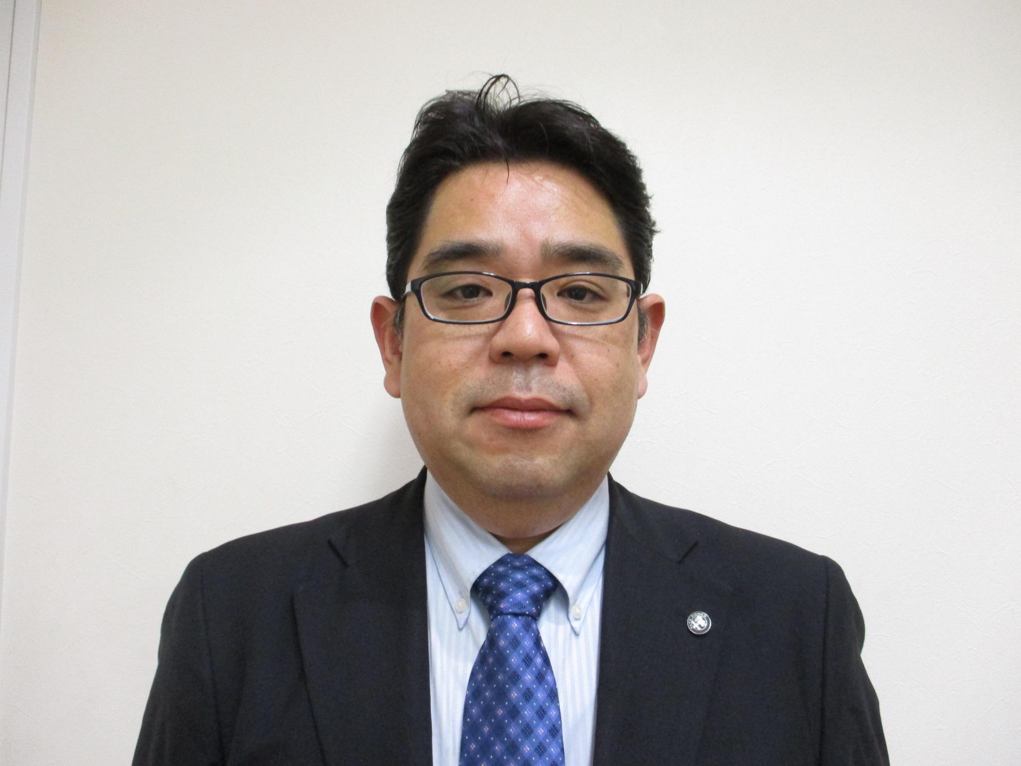 副店長 山崎 栄治