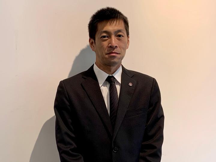サービスマネージャー 山崎 圭介