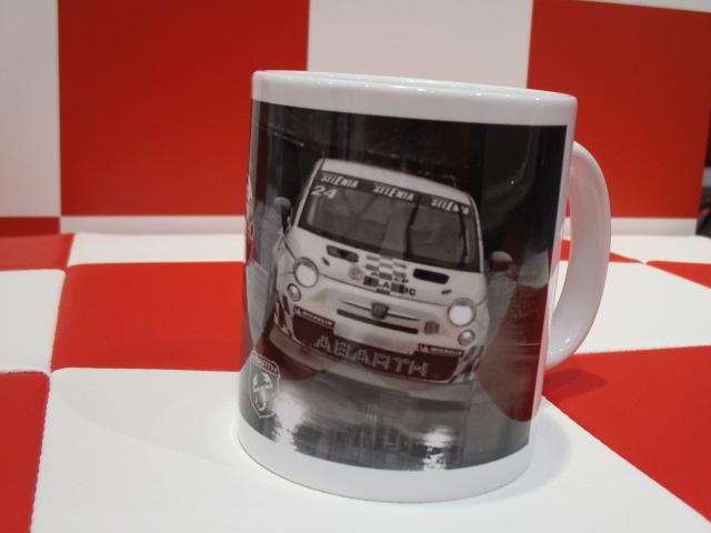 ABARTH マグカップ/ABARTHレーシング