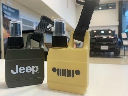 Jeep スプレーボトル