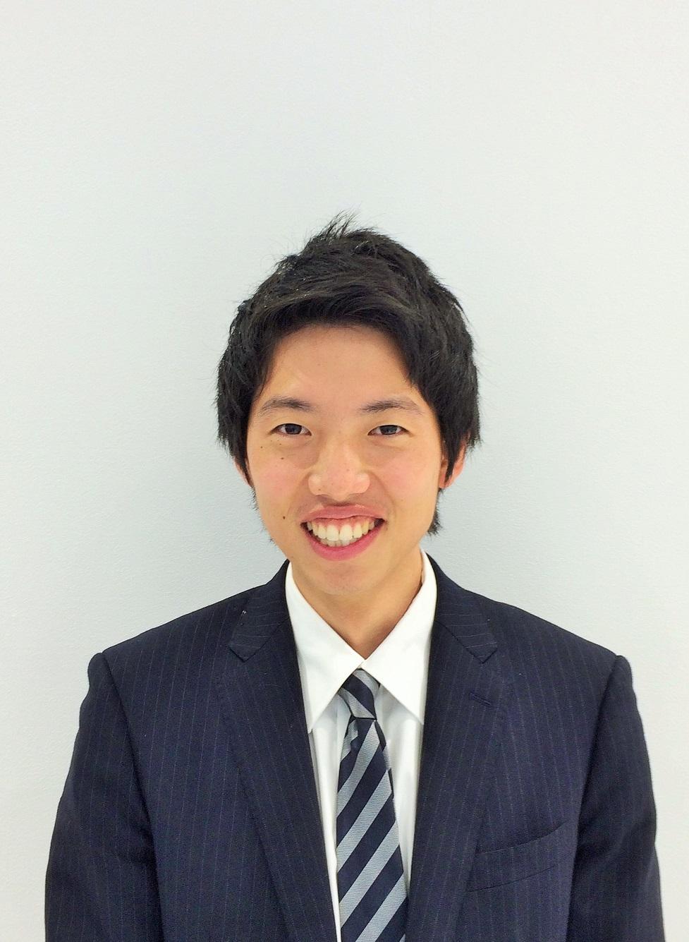営業【インテリ系】 金賀 郁弥