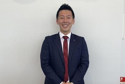 セールススタッフ 後藤 翔馬