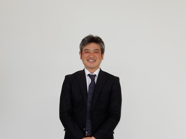 セールスマネージャー 植田 和仁