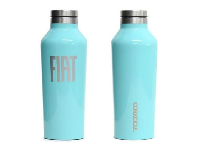 FIAT/ABARTH × CORKCICLE マグボトル 9oz