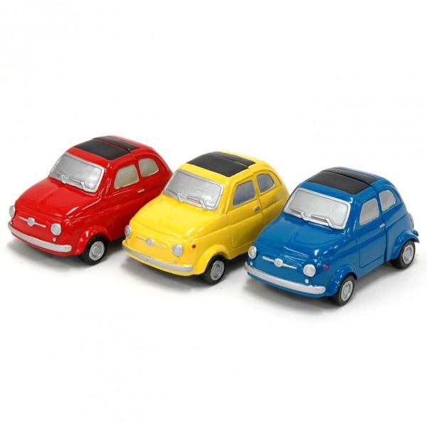 FIAT NUOVA 500 マグネットミニチュアモデル