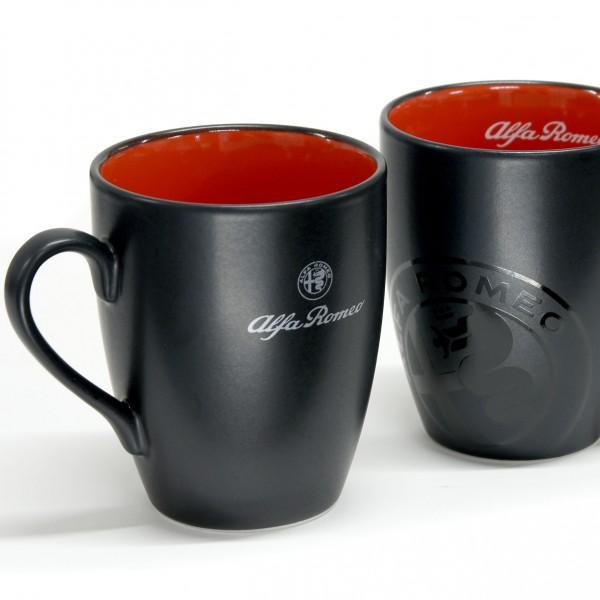 Alfa Romeo エンブレムスタンプ マグカップ