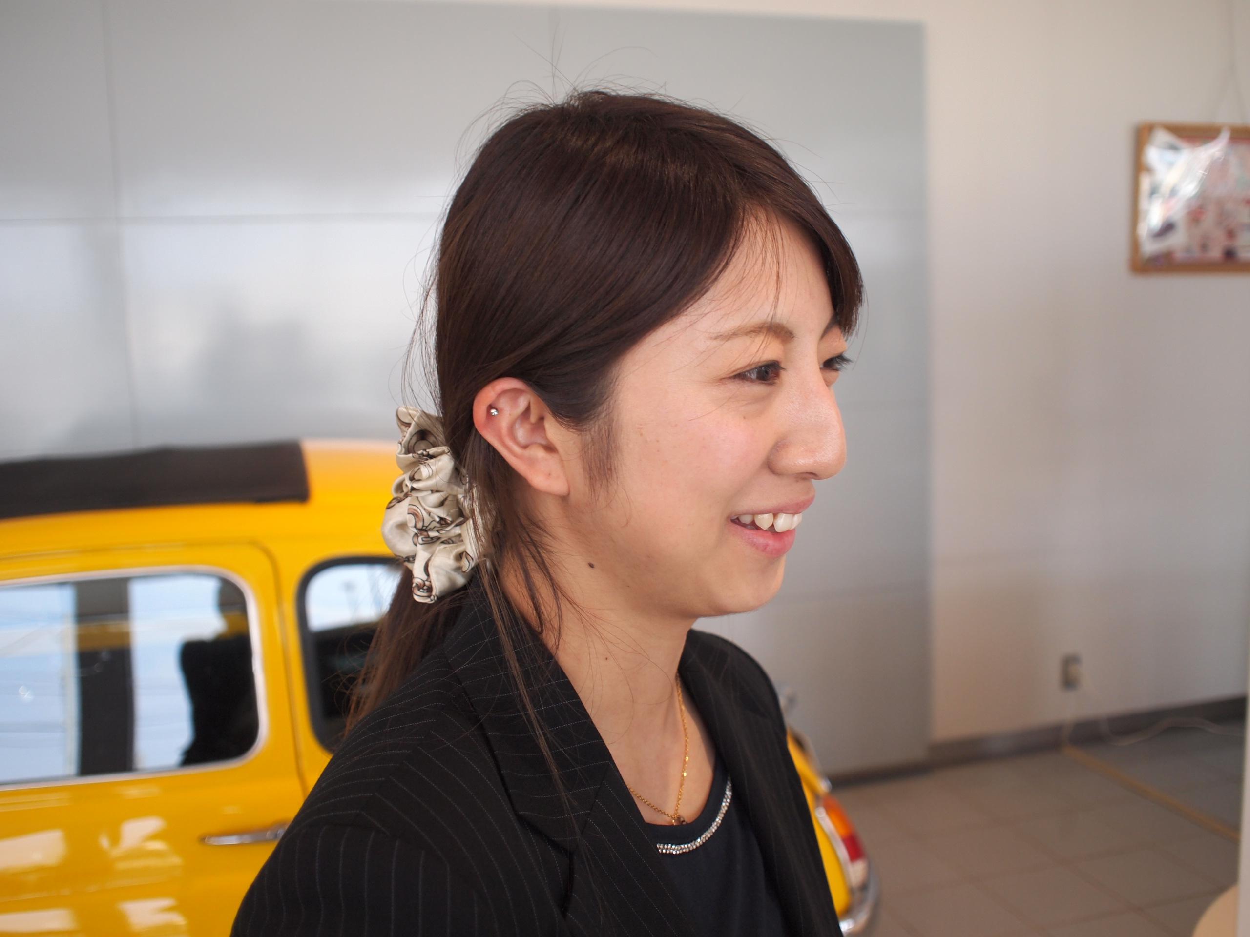 セールス 高橋優香
