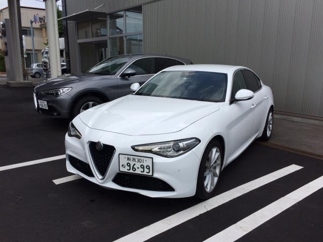 GIULIA 2.0 TURBO SUPER