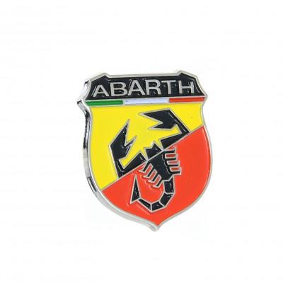 ABARTH ピンバッジ エンブレム/カラー