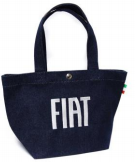 FIAT デニムランチトートバッグ