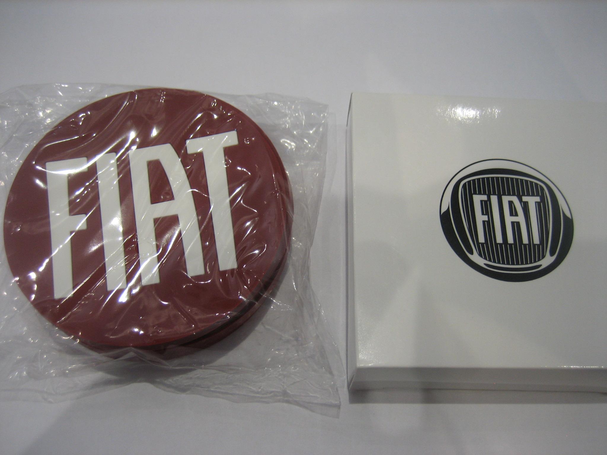FIATオリジナルコースター 5枚セット