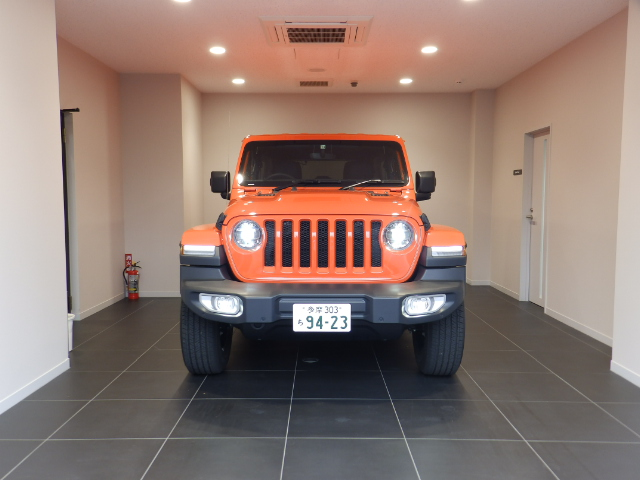 Wrangler(JL) Unlimited Sahara Launch Edition