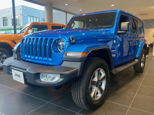 Wrangler(JL) Unlimited Sahara Sky One-Touch™ Power Top
