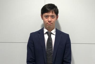セールススタッフ 川野 翔太