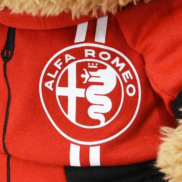 Alfa Romeoベアぬいぐるみ