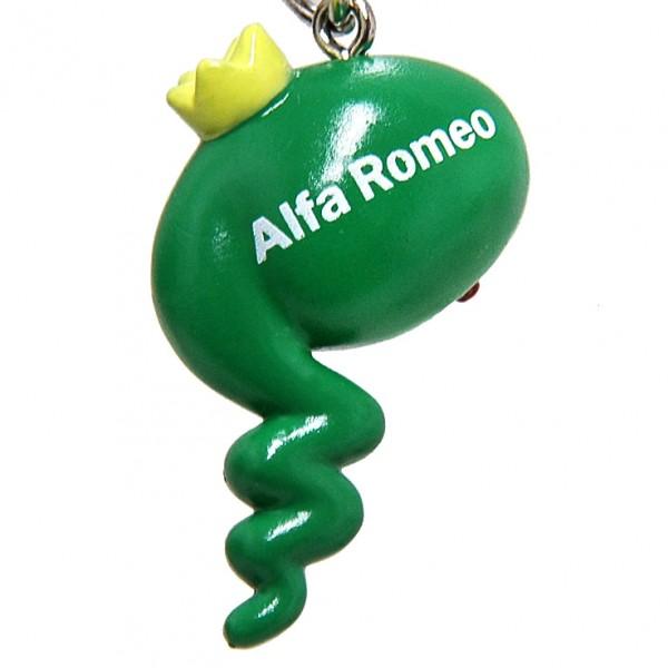 Alfa Romeo BiscionePVCフィギュアストラップ