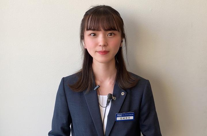 セールススタッフ 宮崎 菜央