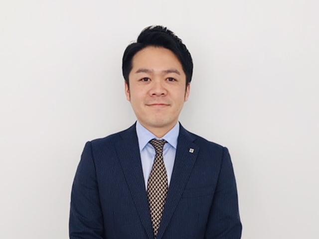 セールススタッフ 高橋 宏明