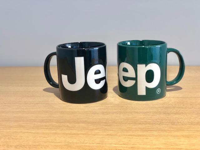 Jeep BIGロゴマグカップ