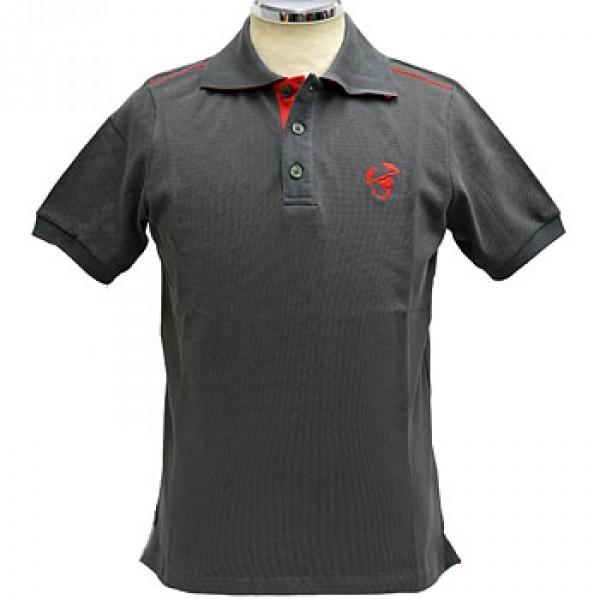 アバルト 695biposto 半袖ポロシャツ