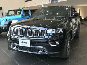 Grand Cherokee Sterling Edition