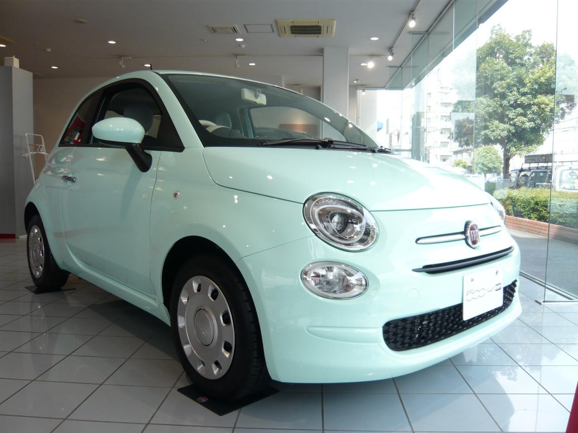 FIAT 500 Super Pop Centoventi 完売!