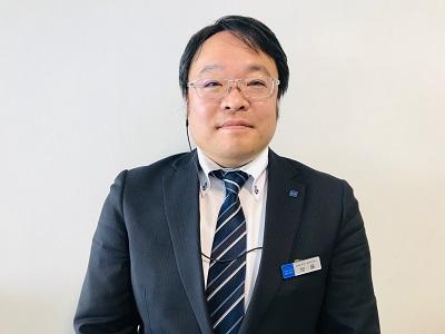 セールススタッフ 加藤 延二