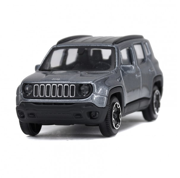 1/43 Jeep Renegade グレー