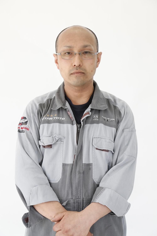 副工場長(CJメカニック資格1級) 佐藤 光弘