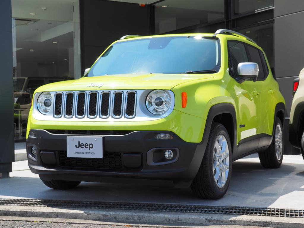 Renegade Limited by Make My Jeep