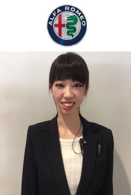 セールススタッフ 井手彩美