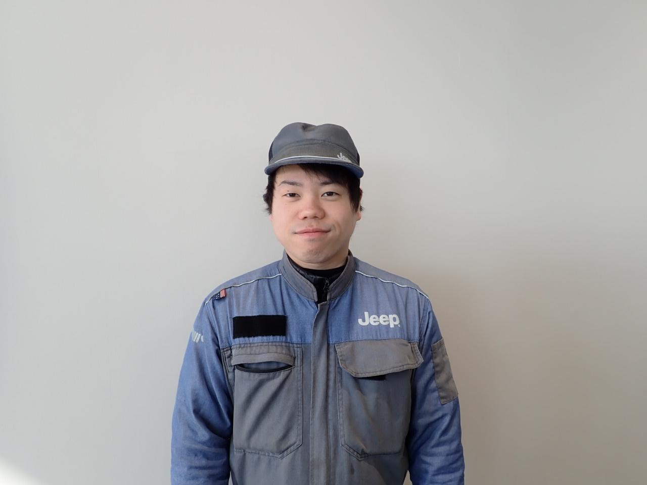 テクニシャン 白川 雄太