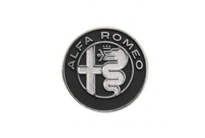 Alfa Romeo New エンブレムピンバッジ モノトーン