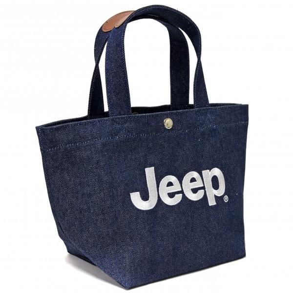 Jeep® デニムランチトートバッグ