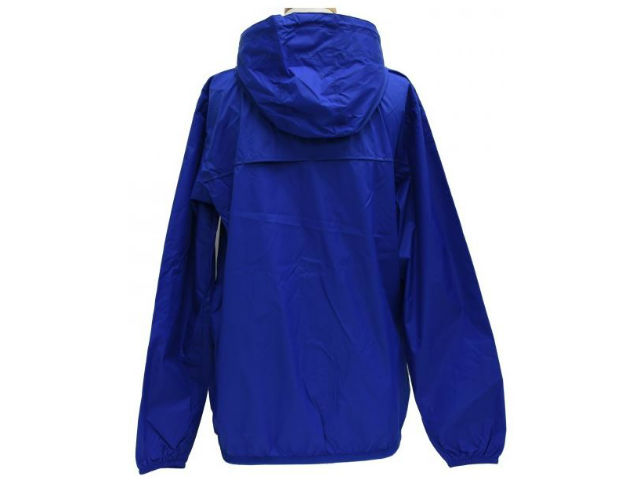 FIAT × K-WAY Pandaレディスウォータープルーフジャケット