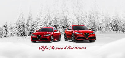 Alfa Romeo Christmas FAIR 開催!!